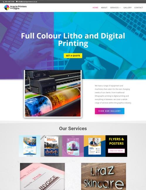 Website Design Pietermaritzburg,